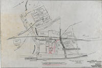 Map, Layout of Proposed Consolidated Shops, 1913-02-05