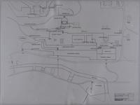 Map, Plan-Mansion to Creek, 1986-02-18