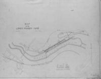 Map of the Lower Powder Yard, Retraced 9-22-03, 1903-09-22
