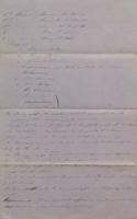 List of Sergeants and Corporals Recommended and Orders of Saturday Nov. 1st, 1862