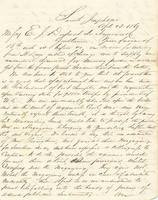 Correspondence, Nave, McCord to DuPont Company, 1861-04-23