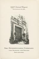 139th Annual Report of The Pennsylvania Company for Banking and Trusts