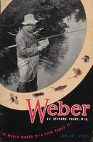 Flies and fly tackle by Weber : originators of American style fly fishing equipment for American conditions : catalog number 18 / the Weber Lifelike Fly Co.