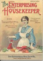 Enterprising Housekeeper : Suggestions for Breakfast, Luncheon and Supper