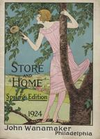 Store and Home (Spring 1924)