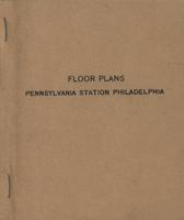 Floor plans : Pennsylvania Station, Philadelphia.