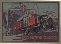 REO Motor Trucks : As Reliable as a Chronometer