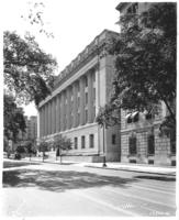 Exterior of Chamber of Commerce building