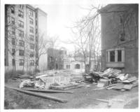 Daniel Webster house demolished
