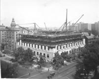 Construction of Chamber of Commerce building