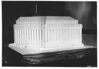 Model of Chamber of Commerce building