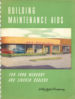 Building Maintenance Aids For Ford, Mercury, and Lincoln Dealers