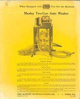 Manley Two-Gun Auto Washer