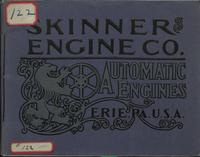 Skinner Engines with Automatic System of Lubrication.