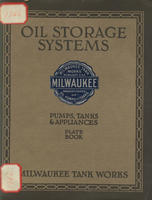 Oil Storage Systems: Pumps, Tanks, & Appliances Plate Book