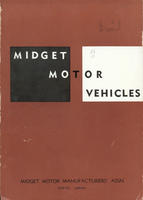 Midget Motor Vehicles