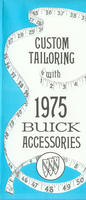 Custom Tailoring With 1975 Buick Accessories