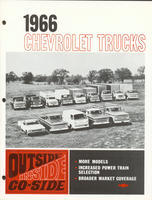 1966 Chevrolet Trucks: More Models, Increased Power Train Selection, Broader Market Coverage