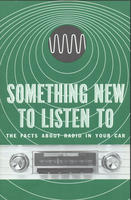 Something New to Listen To : The Facts About Radio In Your Car
