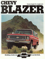 Chevy Blazer: It Never Forgets It's a Tough Truck