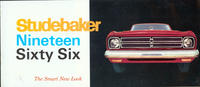 Studebaker Nineteen Sixty Six: The Smart New Look