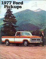 1977 Ford Pickups