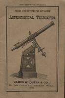 Priced and Illustrated Catalogue of Astronomical Telescopes