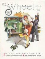 The Studebaker Wheel : A Monthly Magazine For The Motorist