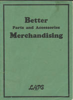 Better Parts and Accessories Merchandising