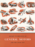 Report To Employees Of General Motors For The Year 1943
