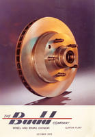 Budd Company Wheel and Brake Division Clinton Plant