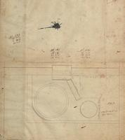 E. I. du Pont Drawings of Powder Mills and Machinery, No. 005, Refinery