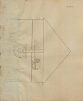 E. I. du Pont Drawings of Powder Mills and Machinery, No. 032, Barrel Mill