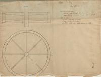 E. I. du Pont Drawings of Powder Mills and Machinery, No. 017, Pounding Mill