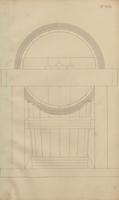 E. I. du Pont Drawings of Powder Mills and Machinery, No. 082, Glazing Mill