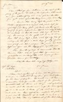 Correspondence, E. I. du Pont de Nemours and Company to General John Mason and Thomas Taylor, 1816-10-07 (Drafts)