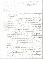 Correspondence, Henry Dearborn, Secretary of War, to E.I. du Pont de Nemours and Company, 1807-05-25