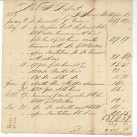Correspondence, E. I. du Pont to James McAlpin, 1813