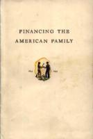 Financing the American Family, 1833-1933