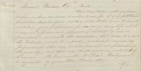 Correspondence, E. I. du Pont de Nemours and Company to Grinnell, Minturn and Company, 1855-04-14