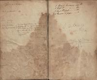 Powder Sales Book, E. I. du Pont de Nemours and Company, May 1804-Aug. 1817