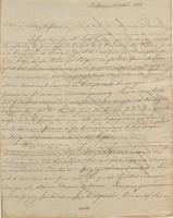 Correspondence, Descaves and Mercier to E. I. du Pont de Nemours and Company, 1816-10-13