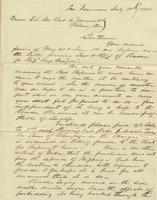 Correspondence, Gibbons and Lammot to E. I. du Pont de Nemours and Company, 1855-07-16