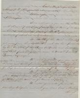 Correspondence, Ashburner and Company to E. I. du Pont de Nemours and Company, 1853-04-04