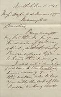 Correspondence, Grinnell, Minturn & Co. to E. I. du Pont de Nemours and Company, 1855-11-01
