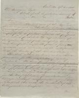 Correspondence, Ashburner and Company to E. I. du Pont de Nemours and Company, 1855-11-19