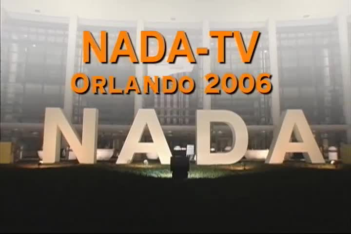 NADA-TV: Orlando NADA convention coverage, February 14, 2006