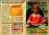 New talks about Jell-O : America's most famous dessert