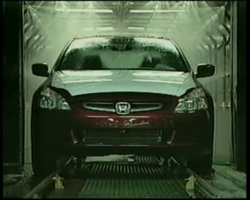 Honda of America Manufacturing Inc. B-Roll 2003: East Liberty Plant, Marysville Auto Plant, Anna Engine Plant, Marysville Motorcycle Plant