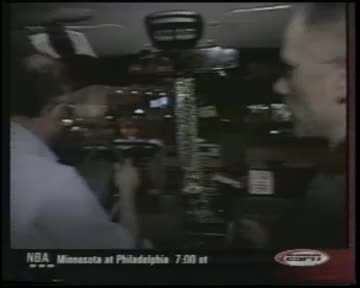 "SportsCenter segment on NADA ""saving"" Superbowl XXXVI, 2002"